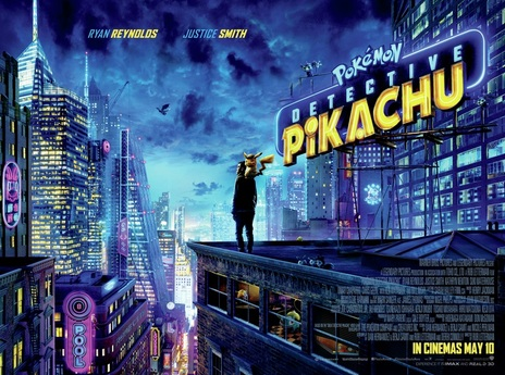 Film picture: Pokemon Detective Pikachu