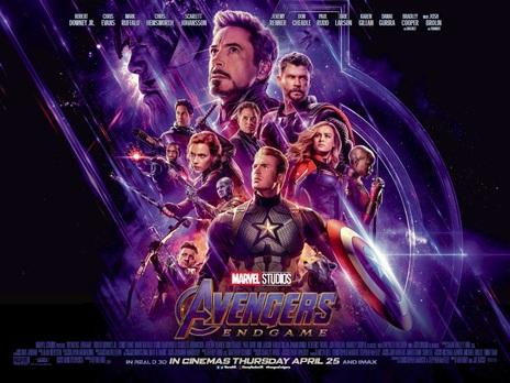 Film picture: Avengers: Endgame