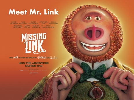 Film picture: Missing Link
