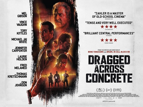 Film picture: Dragged Across Concrete