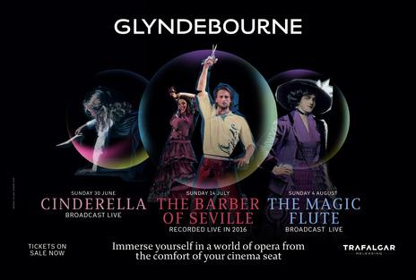 Film picture: Glyndebourne: The Barber Of Seville - Recorded (2016)