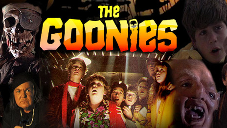 Film picture: The Goonies (Re Issue)