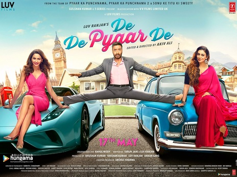 Film picture: De De Pyaar De