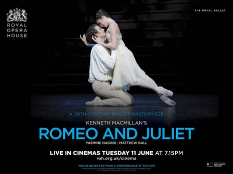 Film picture: ROH - Romeo And Juliet (Live)