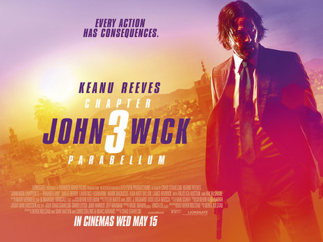 Film picture: John Wick: Chapter 3 - Parabellum