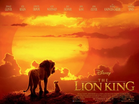 Film picture: (IMAX) The Lion King