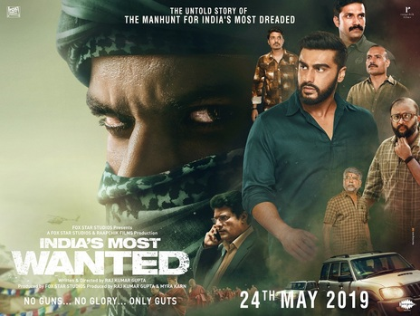 Film picture: India's Most Wanted