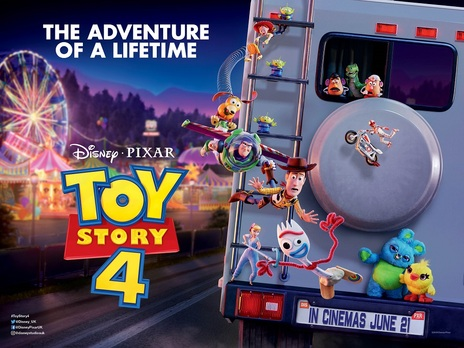 Film picture: Toy Story 4