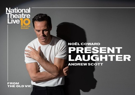 Film picture: NT Live - Present Laughter