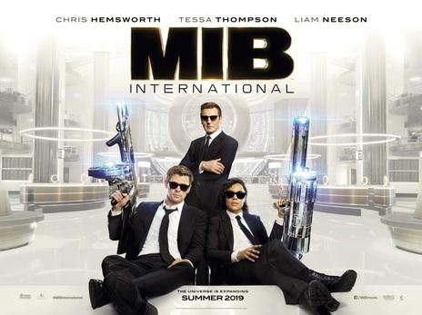 Film picture: (IMAX) Men In Black: International