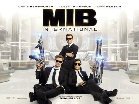 Empire Cinemas Film Synopsis Men In Black International