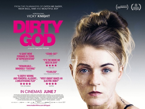 Film picture: Dirty God