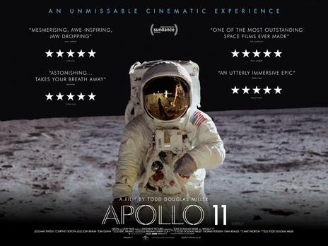Film picture: (IMAX) Apollo 11