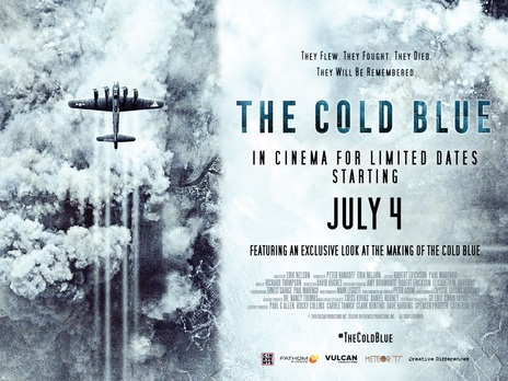 Film picture: The Cold Blue