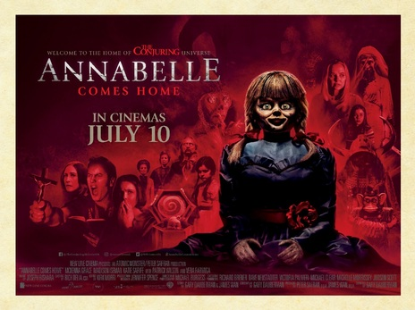 Film picture: Annabelle Comes Home