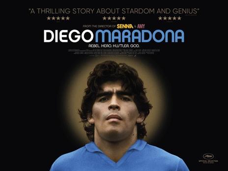 Film picture: Diego Maradona