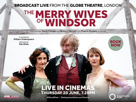 Film picture: The Merry Wives Of Windsor: Live From Shakespeare's Globe