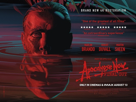 Film picture: Apocalypse Now - The Final Cut inc Recorded Q&A