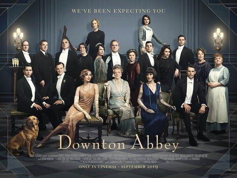 Film picture: Downton Abbey
