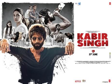 Film picture: Kabir Singh