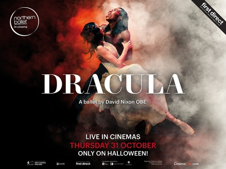Film picture: Dracula - Northern Ballet Live (2019)