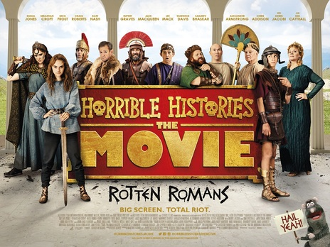 Film picture: Horrible Histories: The Movie - Rotten Romans
