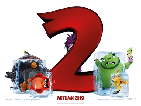 Film picture: Angry Birds 2
