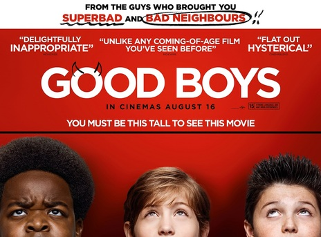 Film picture: Good Boys
