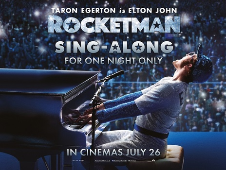 Film picture: Rocketman Sing-Along