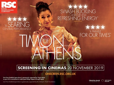 Film picture: RSC - Timon Of Athens
