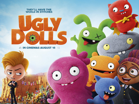 Film picture: UglyDolls