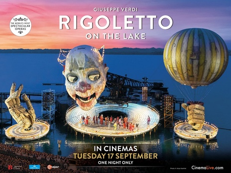 Film picture: Rigoletto On The Lake