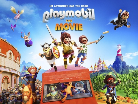 Film picture: Playmobil: The Movie