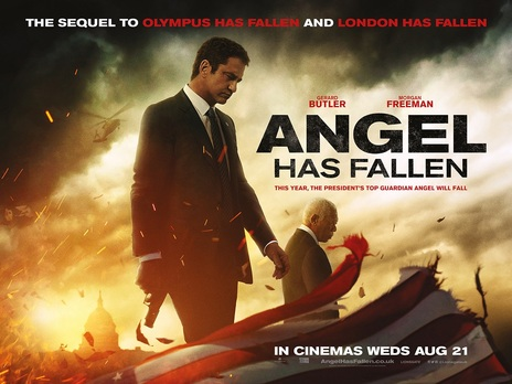 Film picture: Angel Has Fallen