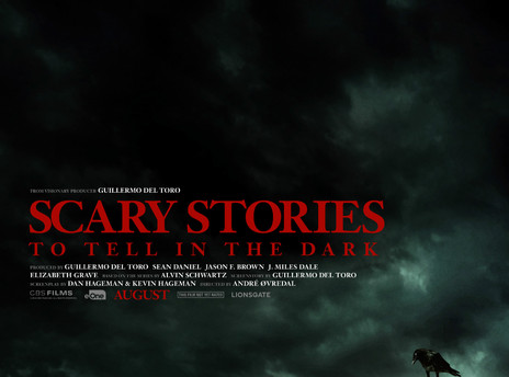 Film picture: Scary Stories To Tell In The Dark