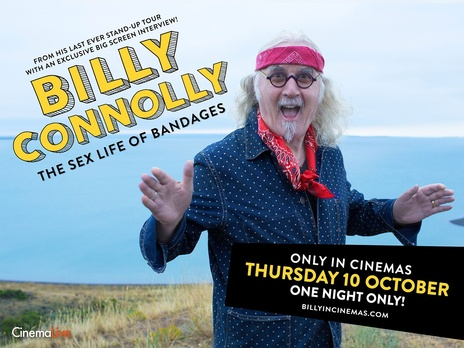 Film picture: Billy Connolly - The Sex Life of Bandages