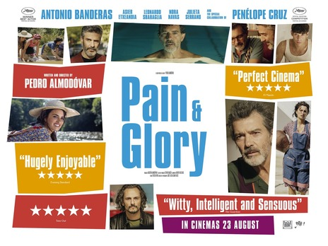 Film picture: Pain & Glory