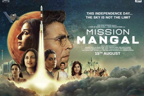Film picture: Mission Mangal