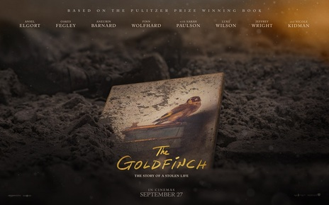 Film picture: The Goldfinch