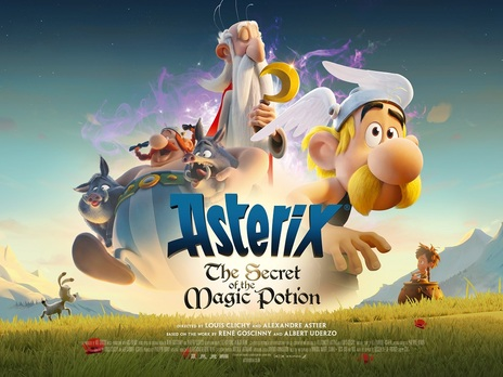 Film picture: Asterix: The Secret Of The Magic Potion