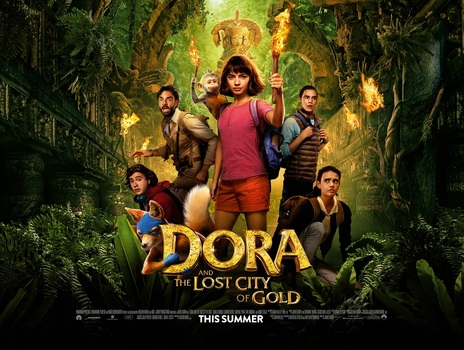Film picture: (ST) Dora And The Lost City Of Gold