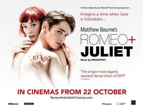 Film picture: Matthew Bourne�s Romeo And Juliet