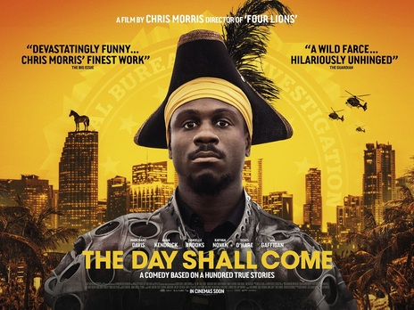 Film picture: The Day Shall Come