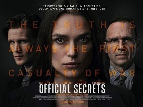Film picture: Official Secrets