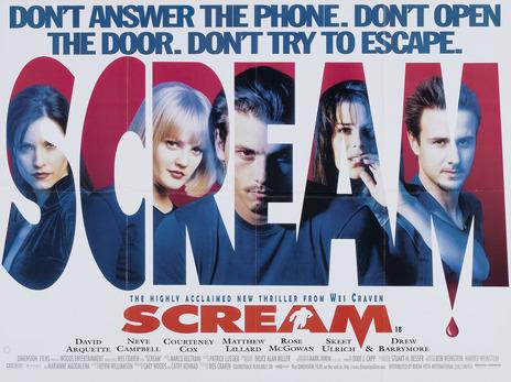 Film picture: Scream