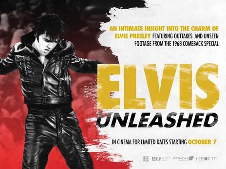 Film picture: Elvis Unleashed
