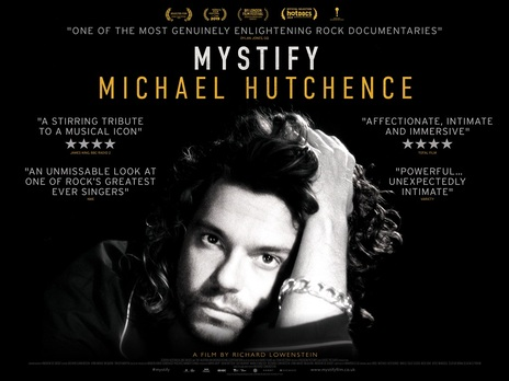 Film picture: Mystify Michael Hutchence - EXCLUSIVE PREVIEW WITH EXTRA CONTENT.
