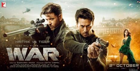 Film picture: War