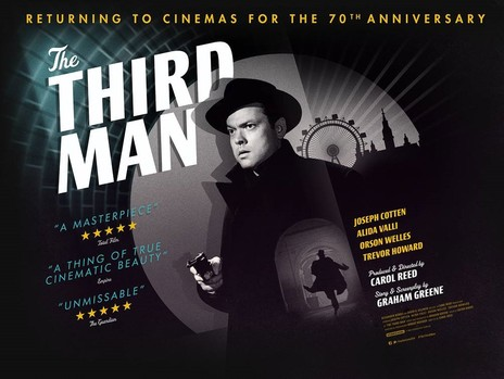 Film picture: The Third Man (70th Anniversary)