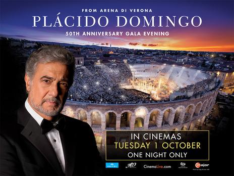 Film picture: Placido Domingo - 50th Anniversary Concert
